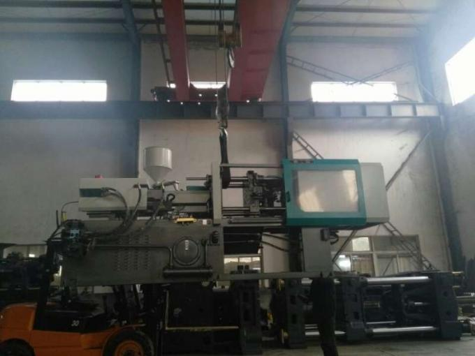 Small Plastic Injection Molding Machine Fully Automatic High Reliability