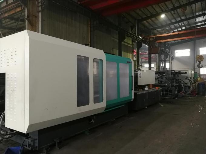 Energy Saving Injection Plastic Moulding Machine 780 Ton For Making Plastic Crate