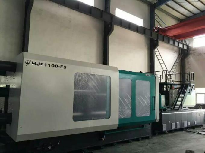 Super Big Plastic Injection Molding Machine 3000 Ton With Servo System