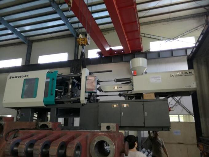 180rmp Screw Speed Hydraulic Injection Moulding Machine / 3600 KN Plastic Mould Injection Machine