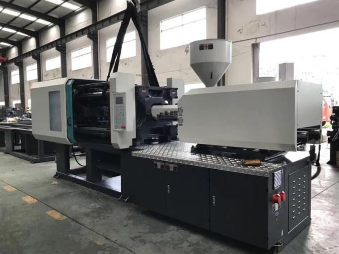 High Efficiency 180 Ton Plastic Injection Molding Machine With Auxiliary Equipments / Production Line