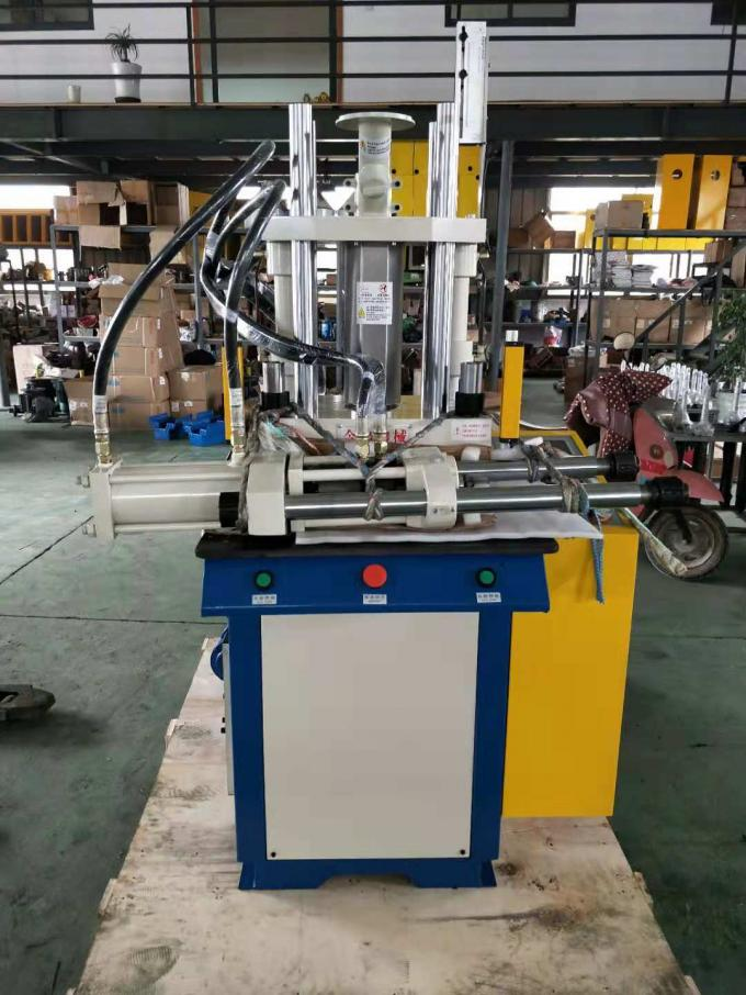 71 Grams Vertical Injection Molding Machine , Plastic Plug Making Machine