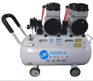 China 1300 Speed Portable Air Compressor Machine With Industrial Electric Motors supplier