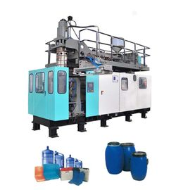 Servo Motor High Speed Plastic Blow Molding Machine For Water Tank Strong Clamping Force