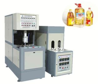 China Electronic Motion Plastic Blow Molding Machine With Auto Lubrication Device supplier