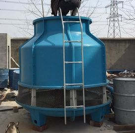 China Eco Friendly Evaporative Cooling Tower 100T , Small Cooling Tower 2960 Height supplier