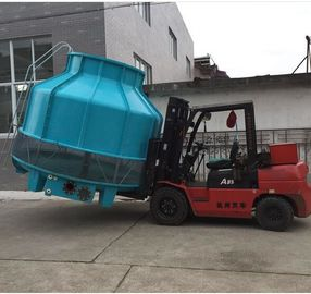 China Commercial Anti Rust Water Cooling Tower 200T For Plastic Moulder Machine 156.21m3/H supplier