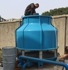 China Professional 300T Water Cooling Tower For Plastic Injection Molding Machine supplier