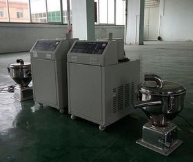 China Plastic Granules Auto Loader Machine , Industrial Plastic Material Hopper Loaders supplier