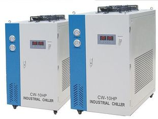 China Light Weight Industrial Air Chiller Unit Equipped With Reverse Phase Lack Protection supplier