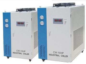 China Large Industrial Water Cooled Chillers , Compact Industrial Process Chiller supplier