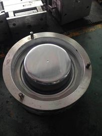 Custom Made Plastic Basin Injection Molding Molds Single / Multi Cavity Steel Material