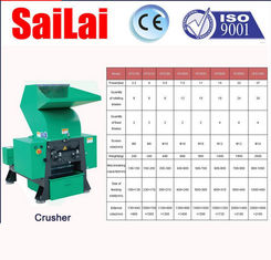 Industrial Plastic Crusher Machine Strong Breaking Capacity 200 - 300kg / H