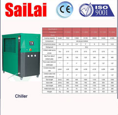 China Custom Industrial Process Chiller Units , Industrial Water Cooled Chiller Over Load Protection supplier