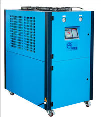 China Heavy Duty 10W Industrial Water Chiller With Multi Layer Circuit Control supplier