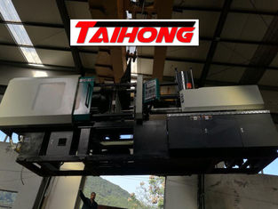China Horizontal Standard Plastic Auto Injection Molding Machine 200 Ton Pp / Pvc supplier
