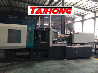 China Low Noise Pp / Pvc Auto Injection Molding Machine 290 Ton Horizontal Standard supplier