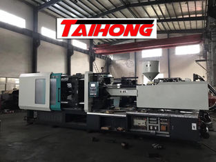 China High Injection Speed Prototype Auto Injection Molding Machine Pp / Pvc 650tons supplier