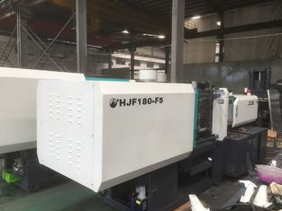 China 118 Tons Servo Plastic Injection Molding Machine With 11KW Power for energy saving supplier