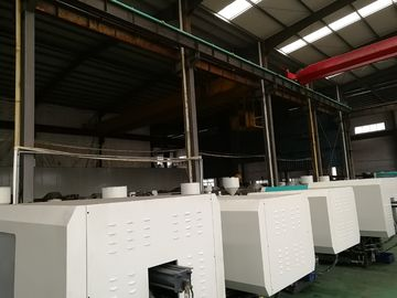Full Automatic Plastic Injection Molding Machine Waterproof For Plastic Products