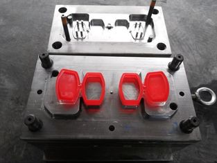 China Single / Multi Cavity Injection Molding Molds For Customize PP PE Cap supplier