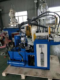 China 71 Grams Vertical Injection Molding Machine , Plastic Plug Making Machine supplier