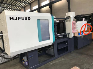 China injection molding machine HJF650 , Plastic Injection Molding Machine , plastic machine for crate produce supplier
