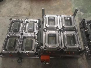 China High Speed Household Injection Molding Molds Plastic Thin Wall Container Mold supplier