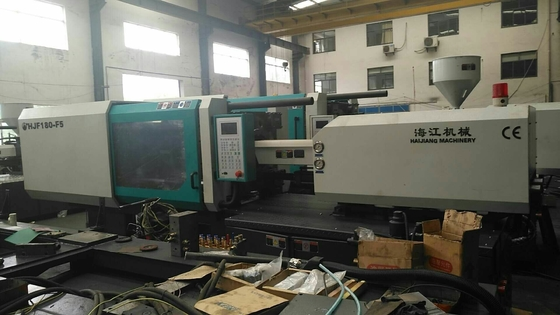 China 13kw Power Small Plastic Injection Molding Machine Easy Operation 140 Ton supplier