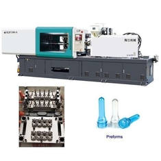 China PET Preform Injection Molding Machine 360 Ton With Big Production Capacity supplier