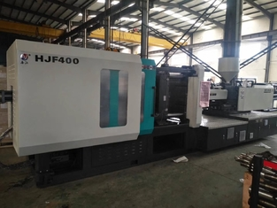 China Meidium Size Plastic Injection Molding Machine 400 Ton Energy Saving supplier
