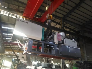 China High Response 180 Tons Servo Injection Molding Machine Energy Saving ISO9001 supplier