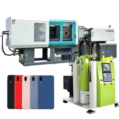 China Phone Case Making Servo Energy Saving Injection Molding Machine Closed Loop Control supplier