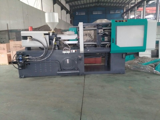 China Easy Operation Plastic Injection Molding Equipment 140T 7.2kw Heating Power supplier