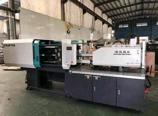 China 118 Ton Servo Auto Injection Molding Machine With Intellectual Control Unit supplier