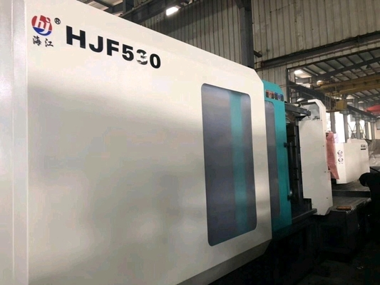 China Horizontal Standard Auto Injection Molding Machine 530 Ton Servo Plastic Injection supplier