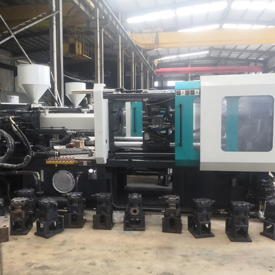 China Central Clamping Structure Auto Injection Molding Machine Plastic Moulder Machine supplier