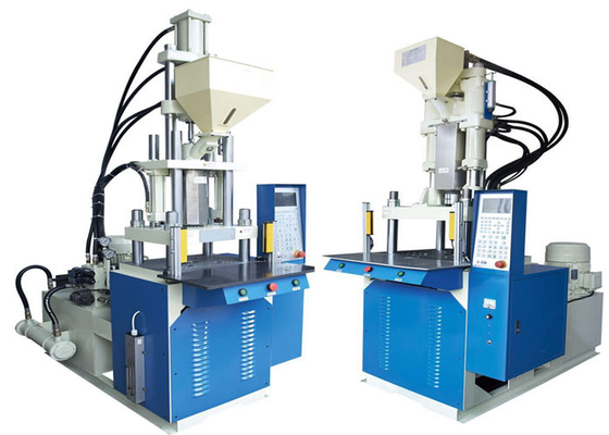 Vertical Benchtop Plastic Injection Molding Machine