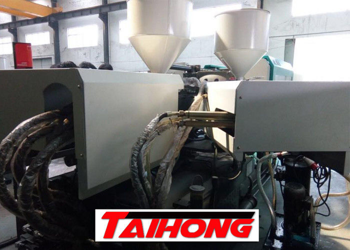 Energy Saving Horizontal PET Preform Injection Molding Machine 650 Tons Low Noise