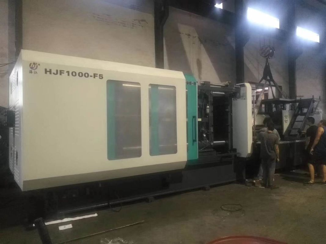 Automatic Servo Motor Injection Molding Machine Horizontal Standard 1000 Tons