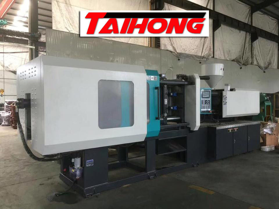 Plastic injection molding mschine 20000KN Haijiang horizontal standard