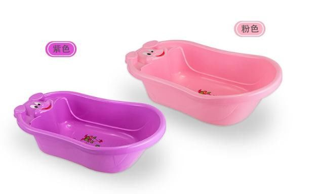 Plastic Baby bath tub mold , can be customized , hot/cold runner