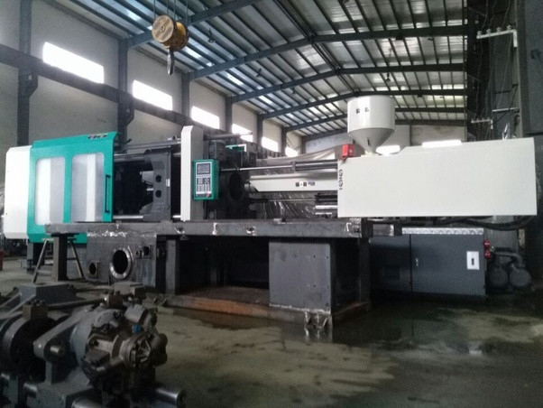 Desktop Plastic 382g/S Auto Injection Molding Machine With Servo Motor