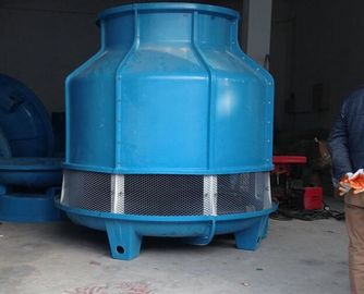 Outdoor 500T Industrial Water Cooling Towers ISO9001 Certificated