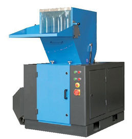 Industrial Plastic Scrap Grinding Machine , Plastic Crushing Machine Sound- Proof