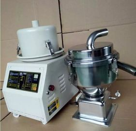 Durable Plastic Processing Equipment , Small Auto Vacuum Loader For Powder