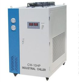 Compact Structure Industrial Air Chiller Advanced Production Technology