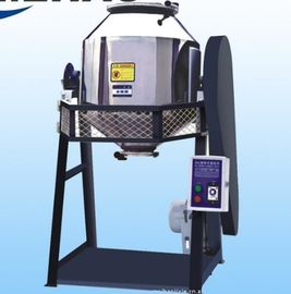 Industrial Resin Mixer Machine , Stainless Steel Paddle Mixer Machine