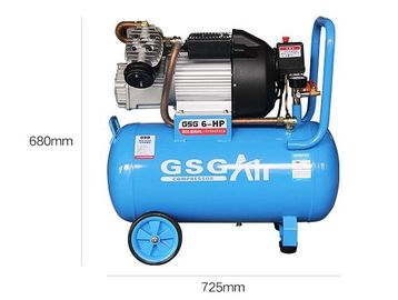 Elegant Compact Air Compressor , Rotary Screw Air Compressor 30 Tank Capacity