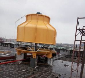IP54 Protection 20T Counterflow Cooling Tower , Bottle Type Cooling Tower Long Lifetime